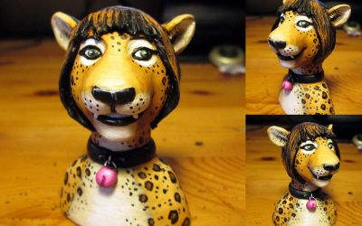 Leopard Toberkitty by Ravenhallow
