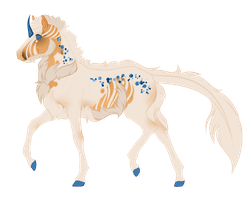 N2272 Padro Foal Design for MistMasquerade by zhalia-moon