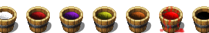 Colored Buckets [RPG-Maker-MV] by petschko