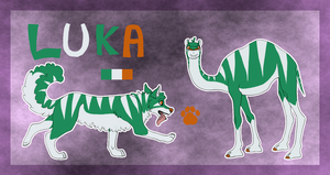 Luka Reference by zomgmad