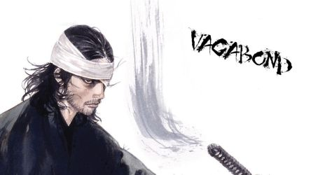 Vagabond Wallpaper 2 with font by ScHiLLaaR