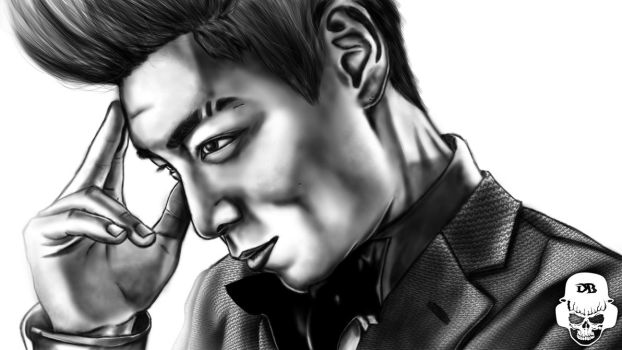 T.O.P--Choi Seung-Hyun-- by DYING-BREED-94