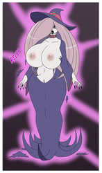 Commission - Bimbo Sucy (Witch Academia) by BimboAnnon