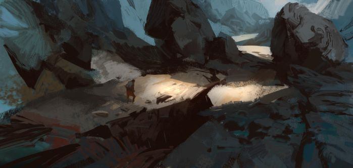 environment sketch by tehub