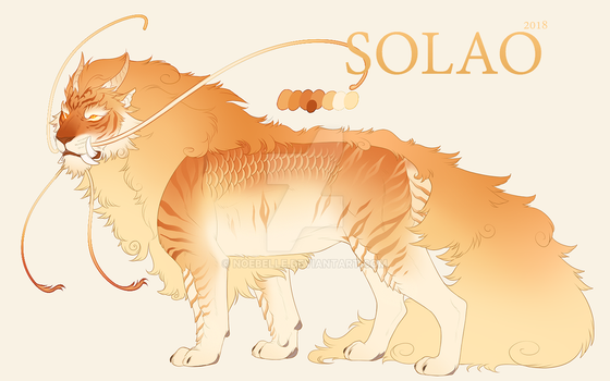 Solao 2018 reference by noebelle