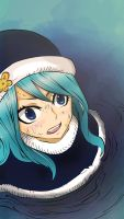 FT 320 - Juvia Coloured by a-zell