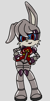 Robo-Bunnie by Death-Driver-5000