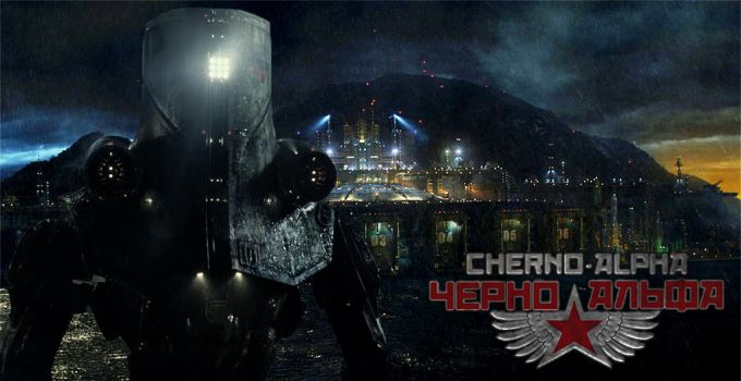 Pacific Rim: Cherno Alpha Wallpaper by Skrillexia-TF