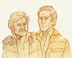 Butch Cassidy and the Sundance Kid by ProfDrLachfinger