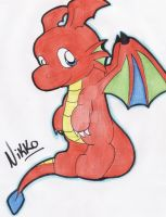Nikko Dragon by Red-head-girl