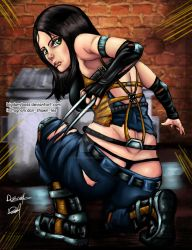 X23 color version by bigdanyboss