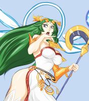 Palutena by mikegrygier