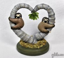 Sloth Topper by gylkille