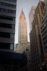 The Chrysler Building by LilioTheOne