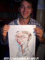 Live Caricature Boy by nelsonsantos