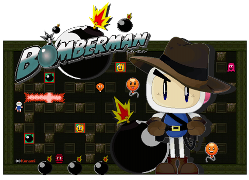 Indy Bomberman - The World's Greatest Explorer by FierceTheBandit