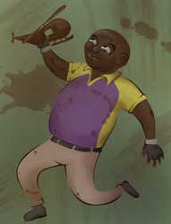 L4D2 - Coach by turtlegirlman
