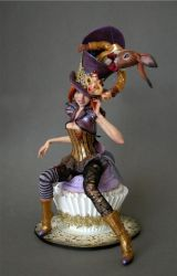 MAD HATTER DIVA 1 by wingdthing