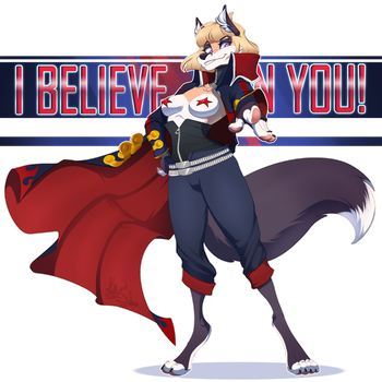 believe! by KittyTheSilence