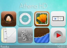 Athena HD by Raadius