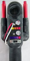 Mini Ghostbusters PKE Meter by firebladecomics