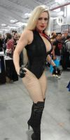 NYCC2013 Black Canary by zer0guard