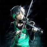 Fisheye Placebo: Solo for the Self by yuumei