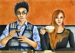 Lily and James by Jaenelle-20