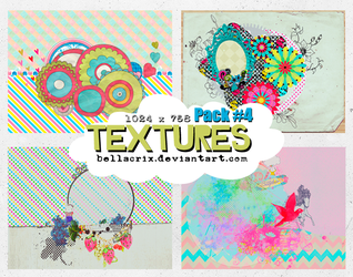 Textures Pack #4 by Bellacrix