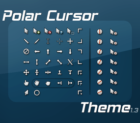 polar cursor theme 1.3 by firstfooter