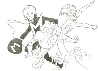 The Impossibles (Cleaned up version) by jaal