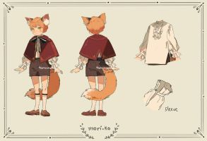[CLOSED] Adoptable Auction: Commodus by tamomoko