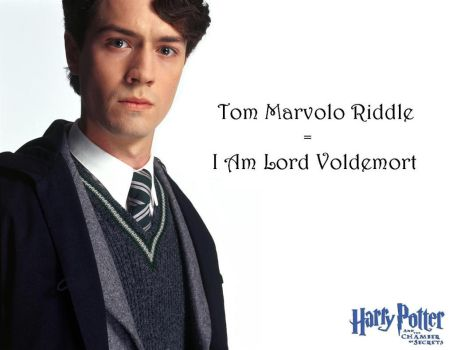 Tom Marvolo Riddle Wallpaper by Hylian