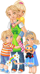 g: the Walsh Famiy by Queen-of-Color