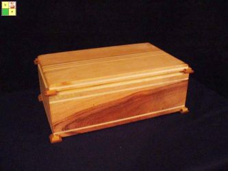 J.M. Woodworx BOXES (12) by Brasspineapple