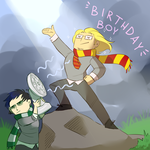 Birthday boy by Thea0605