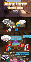 TF2 AA Issue 12 - Doc's Birthday Blowout by JasperPie