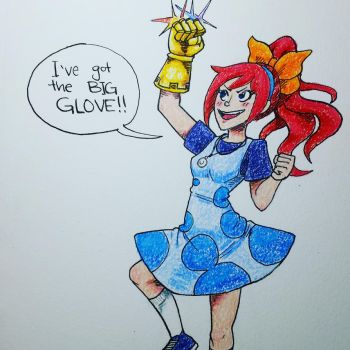 5.18 Wendy Gets the Infinity Gauntlet by Mr-Sage
