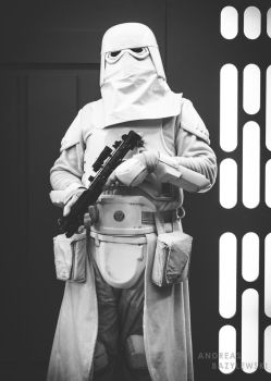 Faces of the Empire: Snowtrooper by TDSOD