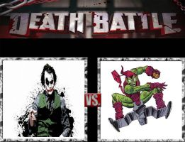 Request #46 The Joker vs Green Goblin by LukeAlanBundesen