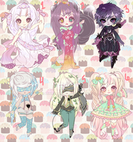 CUSTOM ADOPTS VII by minnoux