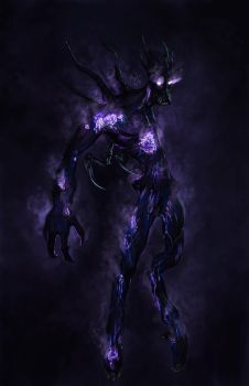 Infested Archon by Viking-Heart