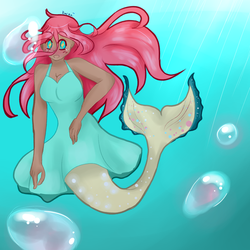 Summer Bubbles by CocoTherabbit101917