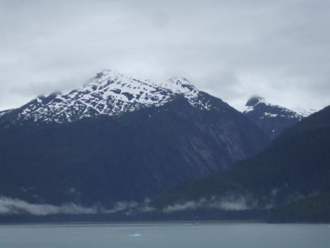 Foggy Alaskan Mountains 04 by KillerzSpree