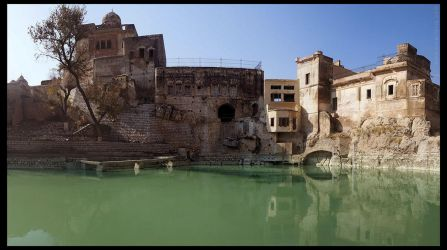 Katasraj temple by OmerTariq