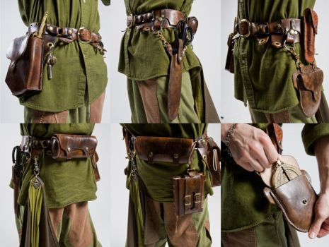 Wize Man's Belt by Marcusstratus