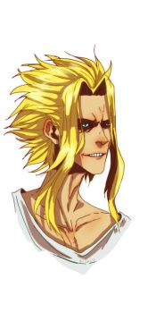 Toshinori Yagi by flaiil