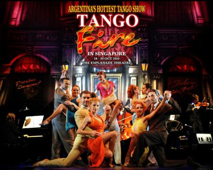 Tango Fire in Singapore 2010 by carltolores