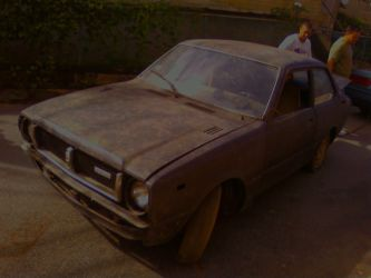 1978 Toyota Corolla 2 door by Mister-Lou