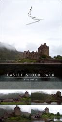 Castle Stock Pack by little-stock